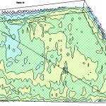 Mappa della conducibilità dell'argilla